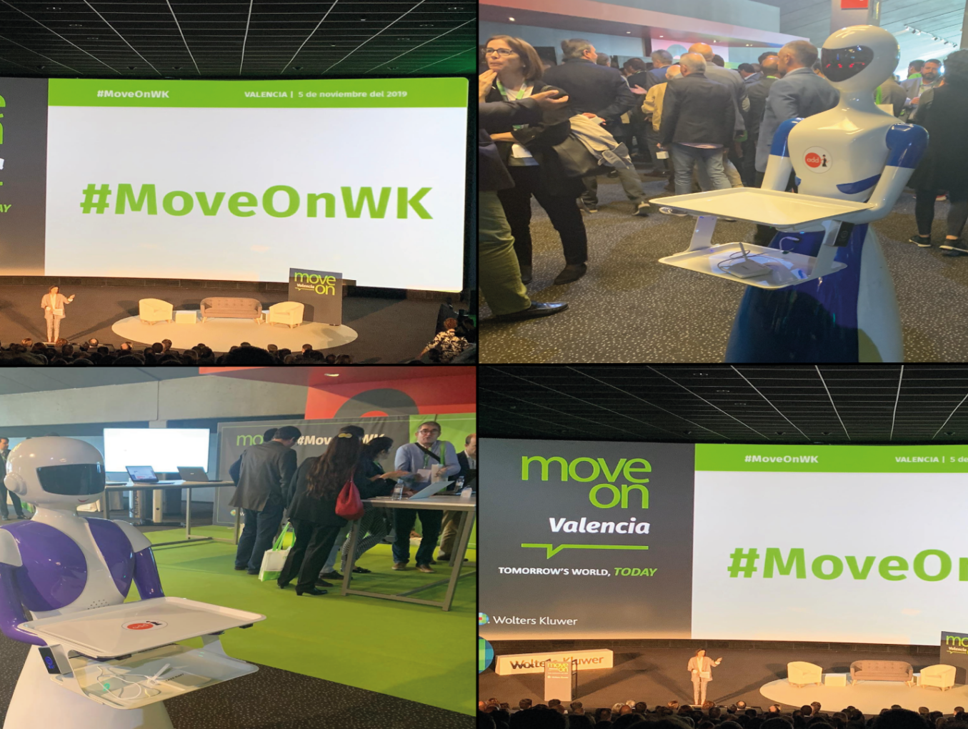 Quiva comparte experiencias en el MOVE ON Valencia